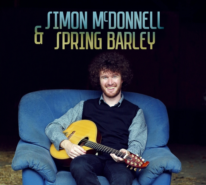 couverture Simon McDonnell & Spring Barley