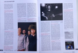 Simon McDonnell & spring Barley interview in Trad Magazine